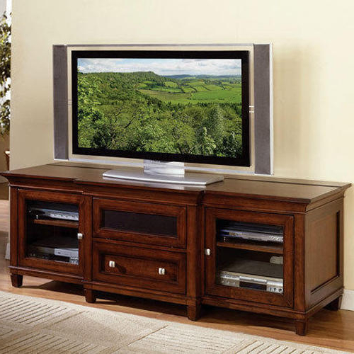 Wooden Tv Stand, Lakdi Ka Tv Stand, Wood Tv Stand, Wood Television Inside Newest Wooden Tv Stands With Doors (Gallery 12 of 20)