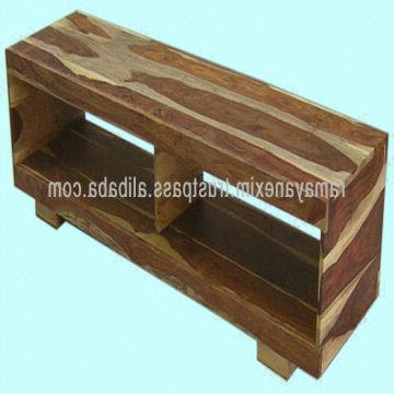 Wooden Tv Stand,home Furniture,natural Sheesham Wood Furniture Pertaining To Favorite Sheesham Tv Stands (View 11 of 20)