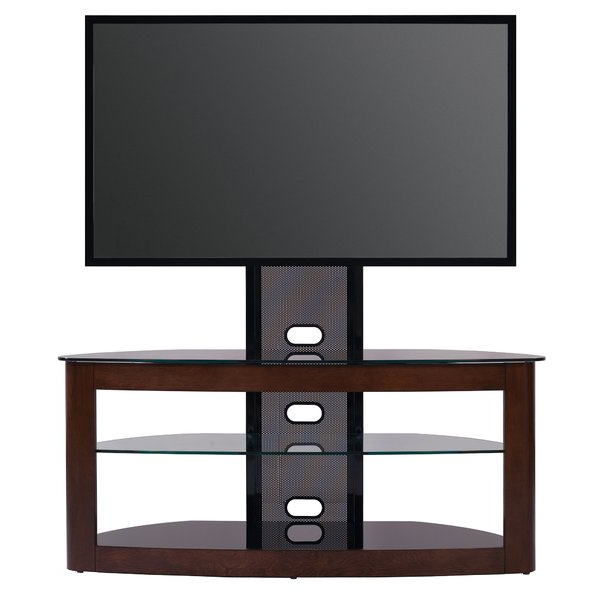 Wooden Tv Stands For Flat Screens With Regard To Popular Flat Panel Mount Tv Stands You'll Love (View 19 of 20)