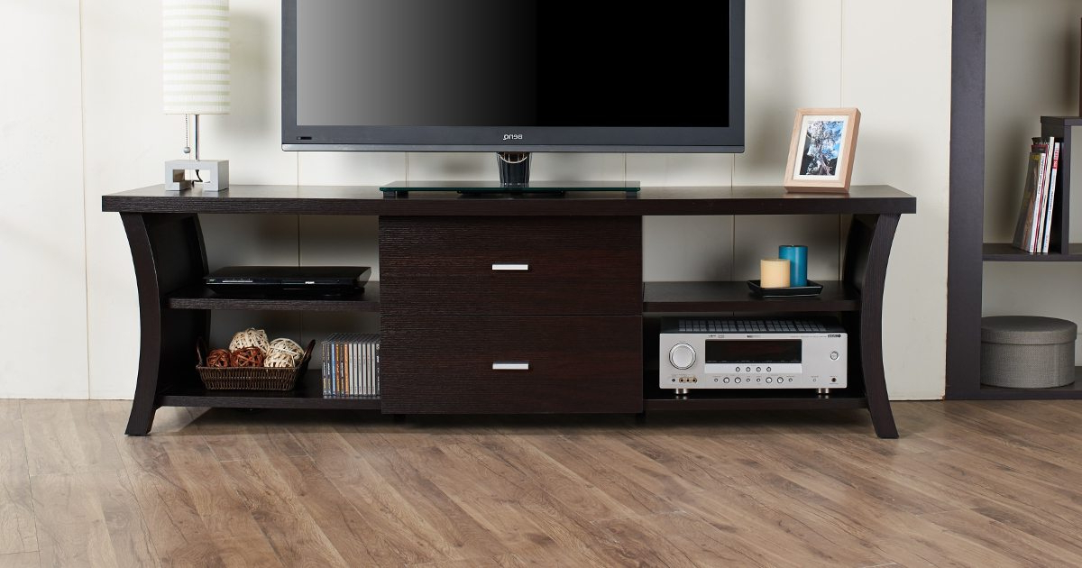 Wooden Tv Stands For Flat Screens Within Most Recently Released 6 Tips For Choosing The Best Tv Stand For Your Flat Screen Tv (View 20 of 20)