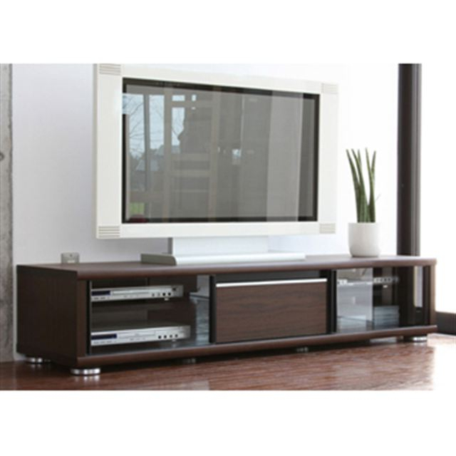Woodylife: Tv Stand Tv Sideboard Lowboard Completed Wood Modern Regarding Most Current Sideboard Tv Stands (View 20 of 20)
