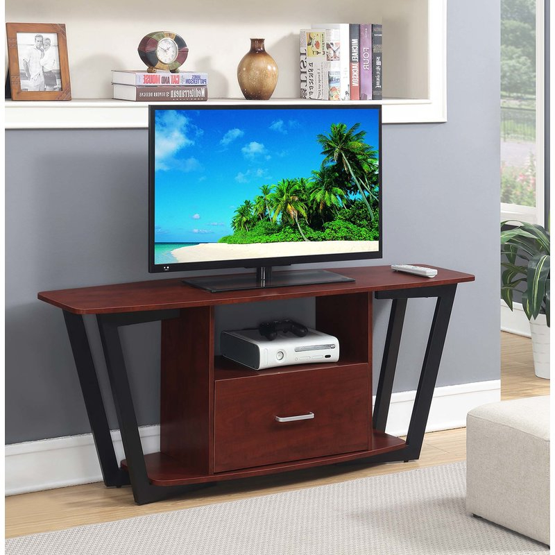 "Wrought Studio Andujar Tv Stand For Tvs Up To 65"" & Reviews (View 19 of 20)"