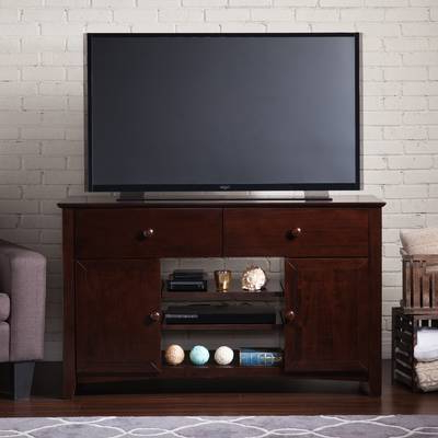"Wyatt 68 Inch Tv Stands For Latest Darby Home Co Flintwood Tv Stand For Tvs Up To 55"" With Fireplace (View 16 of 20)"