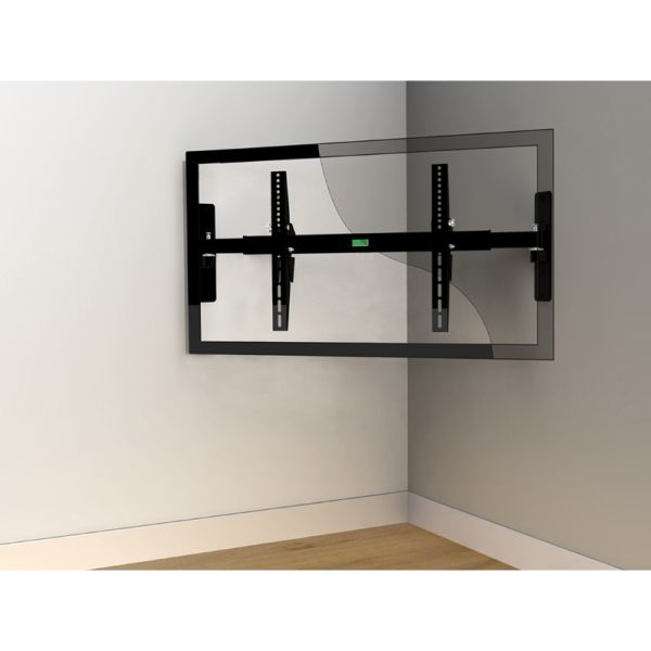 Zinecm680 Easy Corner Wall Mount Tv Bracket Within Large Corner Tv Stands (View 20 of 20)