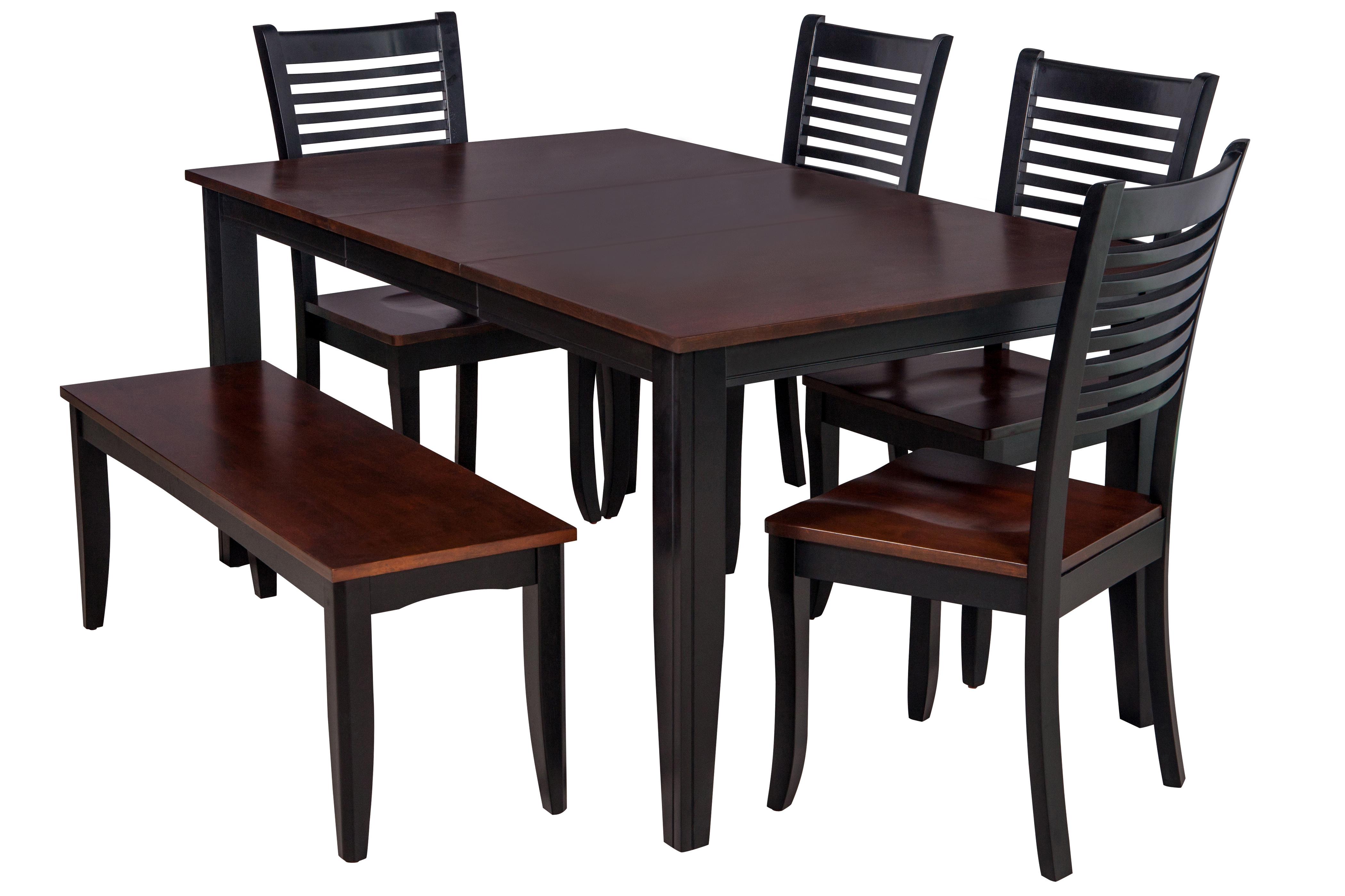 2017 Ttp Furnish Inside Adan 5 Piece Solid Wood Dining Sets (Set Of 5) (View 1 of 20)