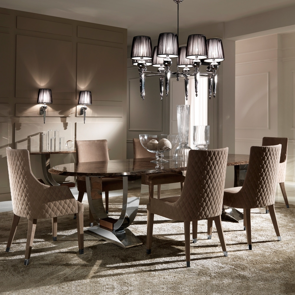 25 Inspirations Of Marble Dining Tables Sets Throughout Most Current Pratiksha Sonoma 5 Piece Dining Sets (View 4 of 20)