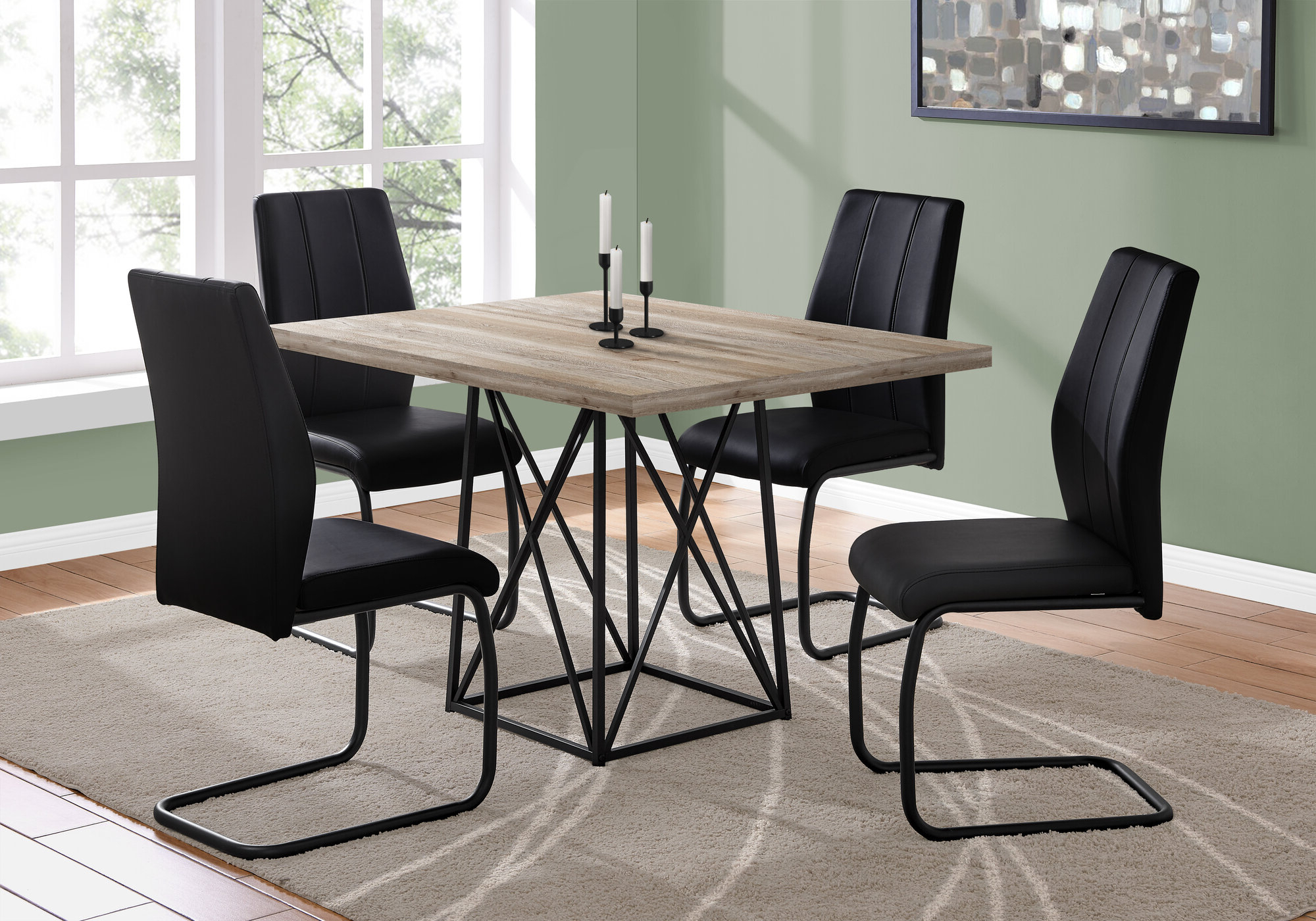 5 Piece Dining Table Set Regarding Current Middleport 5 Piece Dining Sets (Gallery 19 of 20)