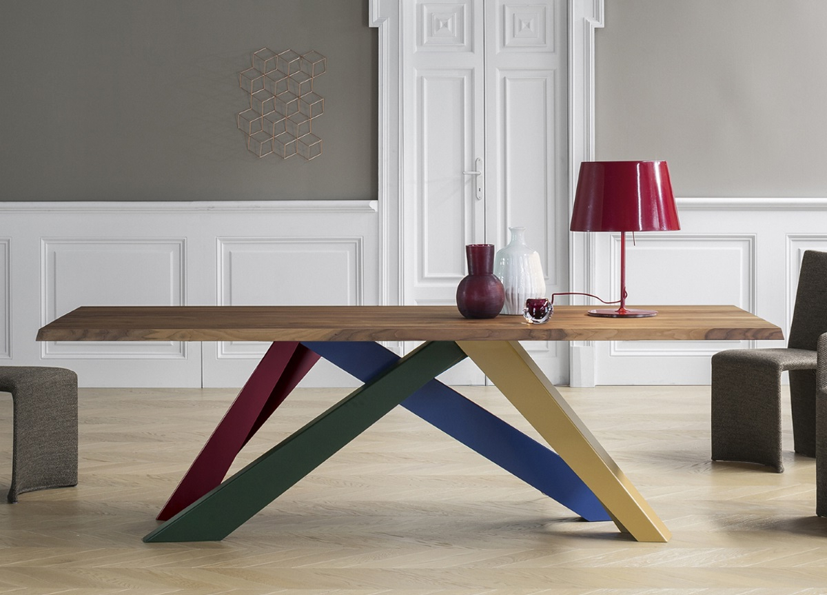 Alain Gilles Big Table For Bonaldo, Italy (View 17 of 20)