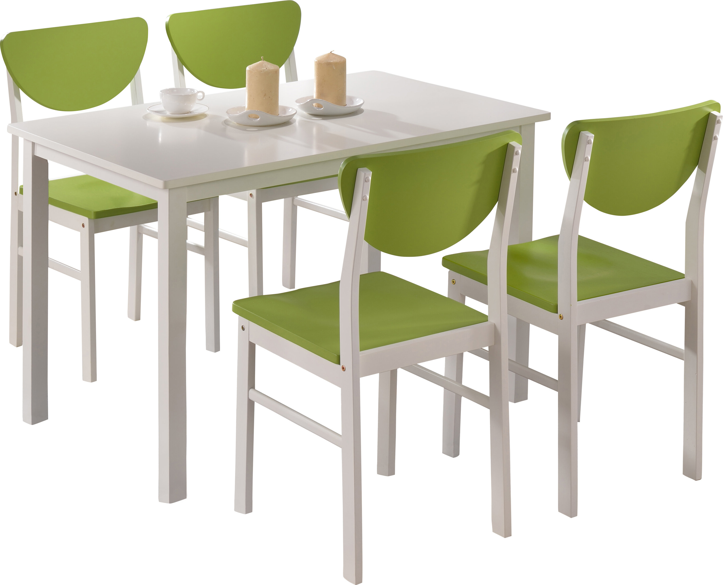 Best And Newest Linette 5 Piece Dining Table Sets Inside Alesha 5 Piece Dining Set (View 10 of 20)