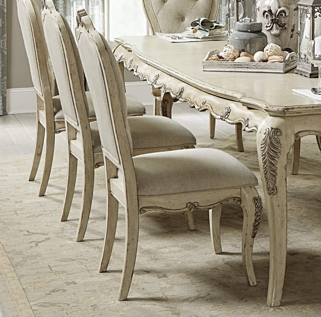 Best And Newest Mitzel 3 Piece Dining Sets With Regard To Mitzel Upholstered Dining Chair (Gallery 12 of 20)