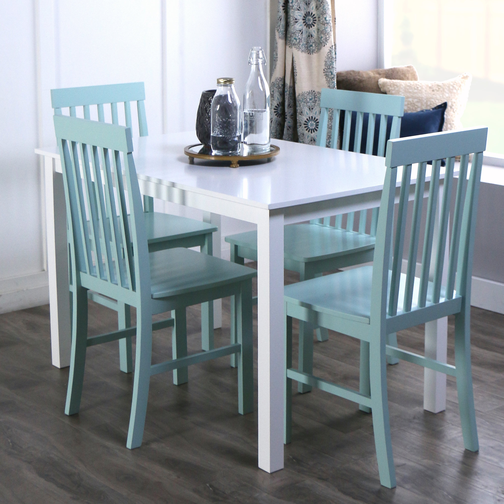 Best And Newest Pattonsburg 5 Piece Dining Sets Pertaining To Endicott 5 Piece Dining Set (View 3 of 20)