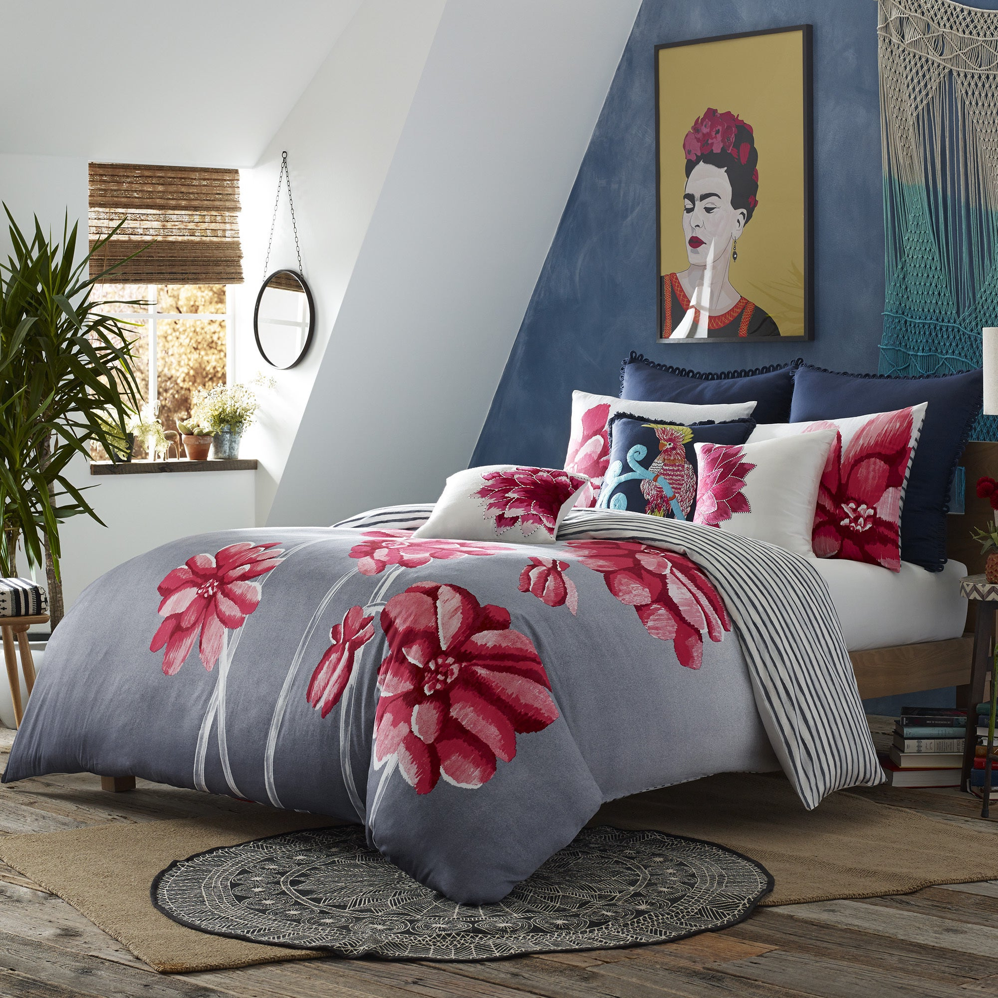 Blissliving Home Frida 3 Piece Duvet Cover Set Regarding Well Known Frida 3 Piece Dining Table Sets (Gallery 11 of 20)
