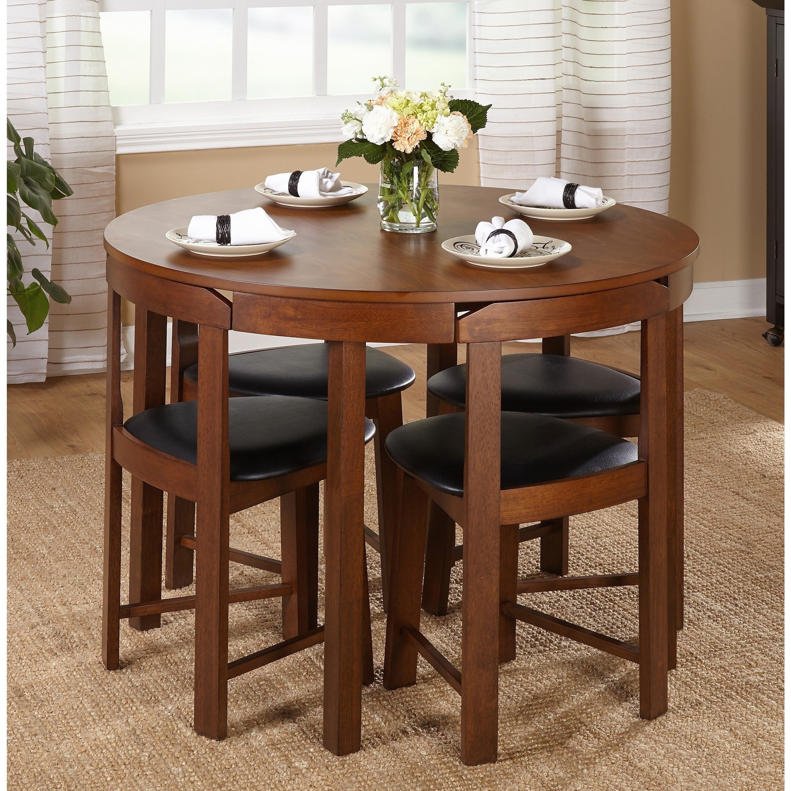Buy Breakfast Nook Kitchen & Dining Room Sets Online At Overstock For Most Up To Date Cincinnati 3 Piece Dining Sets (Gallery 5 of 20)