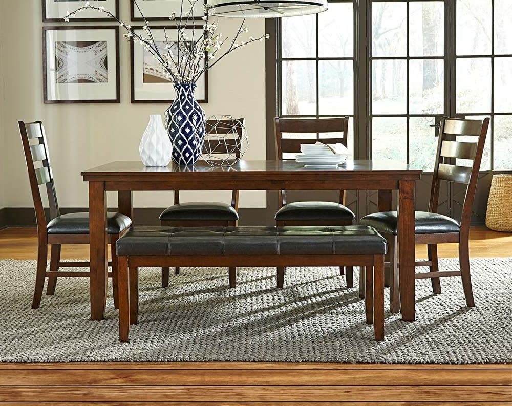 Cargo 5 Piece Dining Sets With Regard To Recent Anniston Dining Collection (Gallery 11 of 20)