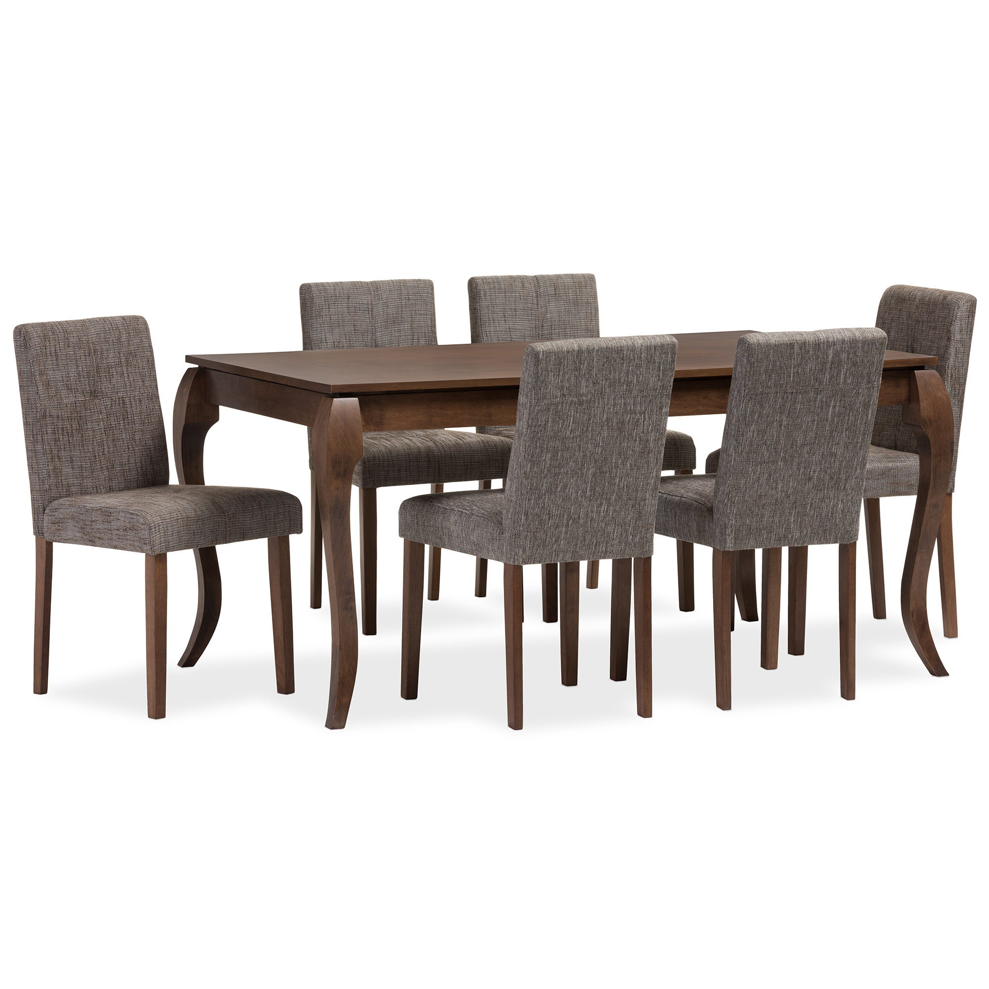 Chelmsford 3 Piece Dining Sets Intended For Best And Newest Mcgrail 7 Piece Dining Set (Gallery 11 of 20)