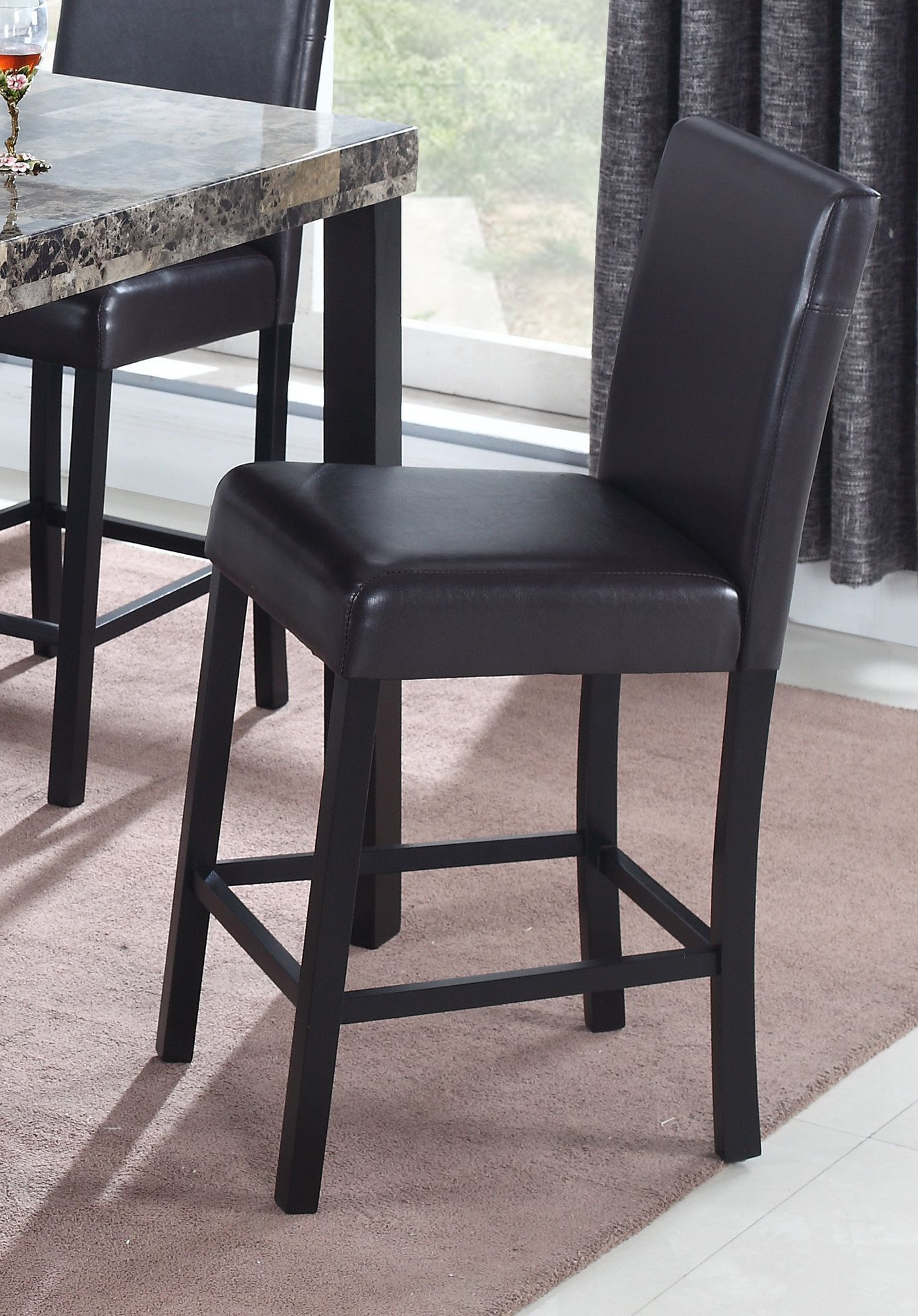 Counter Height Stools, Counter Stools, Stool In Popular Miskell 3 Piece Dining Sets (View 3 of 20)
