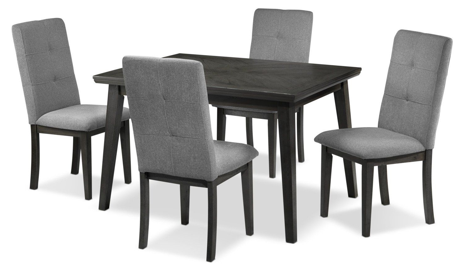 Dinette Sets Pertaining To Stouferberg 5 Piece Dining Sets (View 13 of 20)