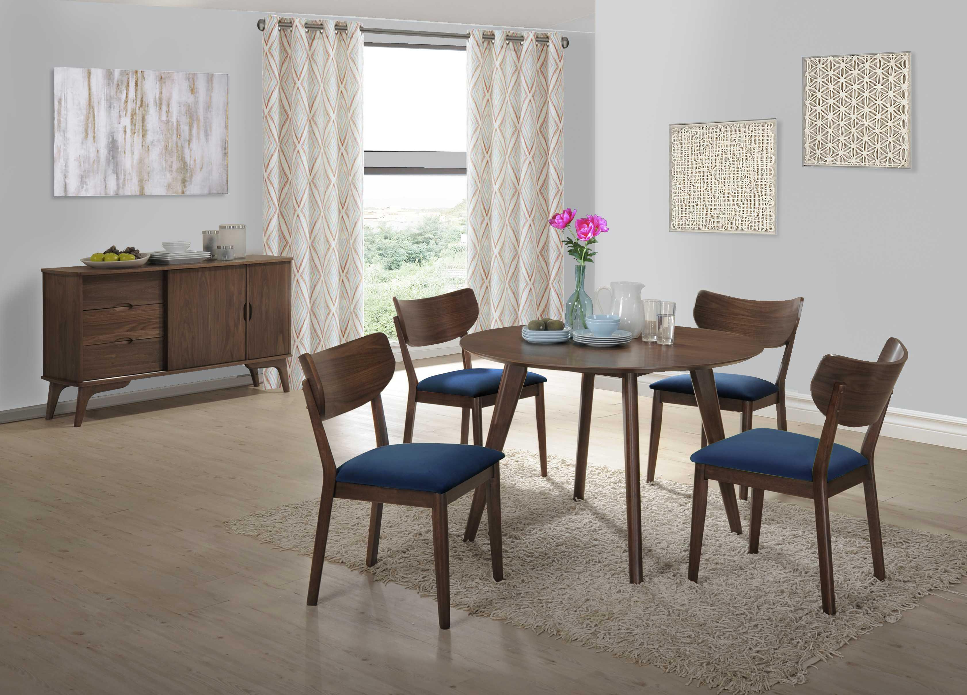 Favorite Wallflower 3 Piece Dining Sets Inside Picket House Furnishings Rosie Buffet (View 7 of 20)