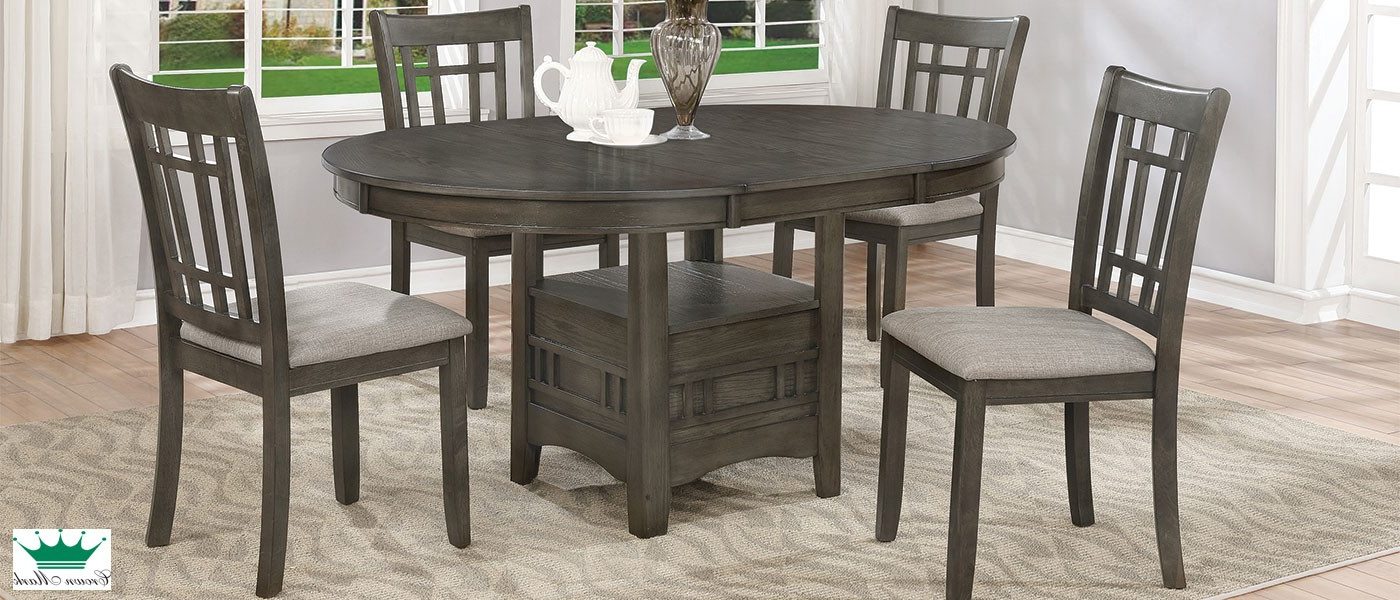 Hartwell 5 Piece Dinette Set With Well Known John 4 Piece Dining Sets (View 5 of 20)