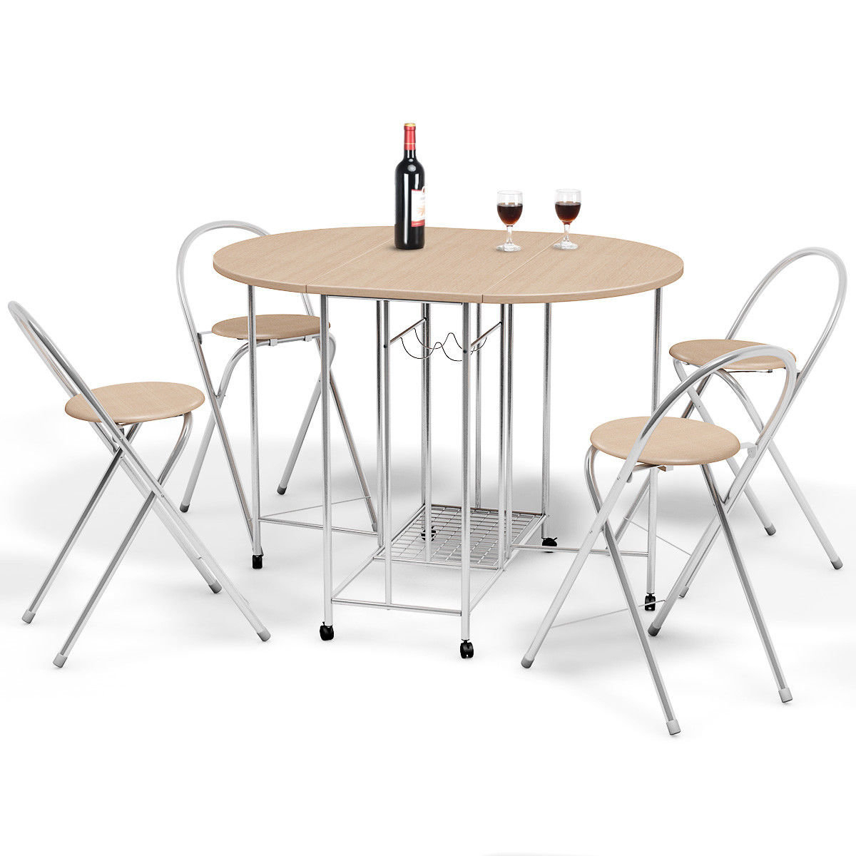 Honoria 3 Piece Dining Sets Intended For Latest Holderman 5 Piece Counter Height Extendable Dining Set (View 7 of 20)