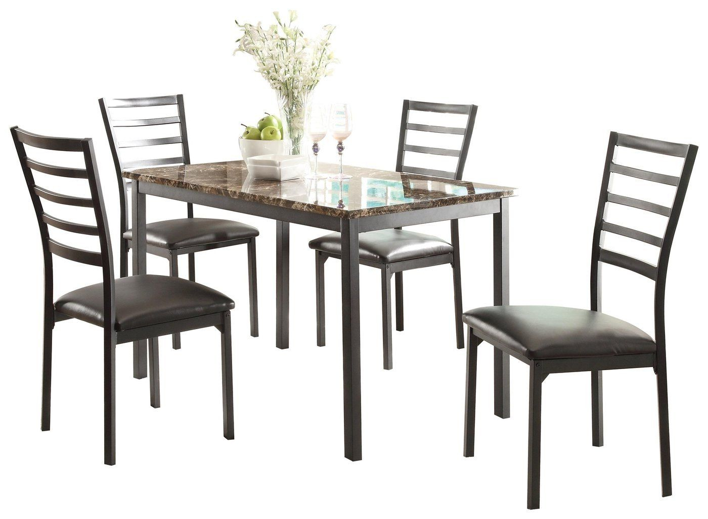 Hood Canal 3 Piece Dining Sets Pertaining To Current Flannery Dining Room Set In  (View 8 of 20)