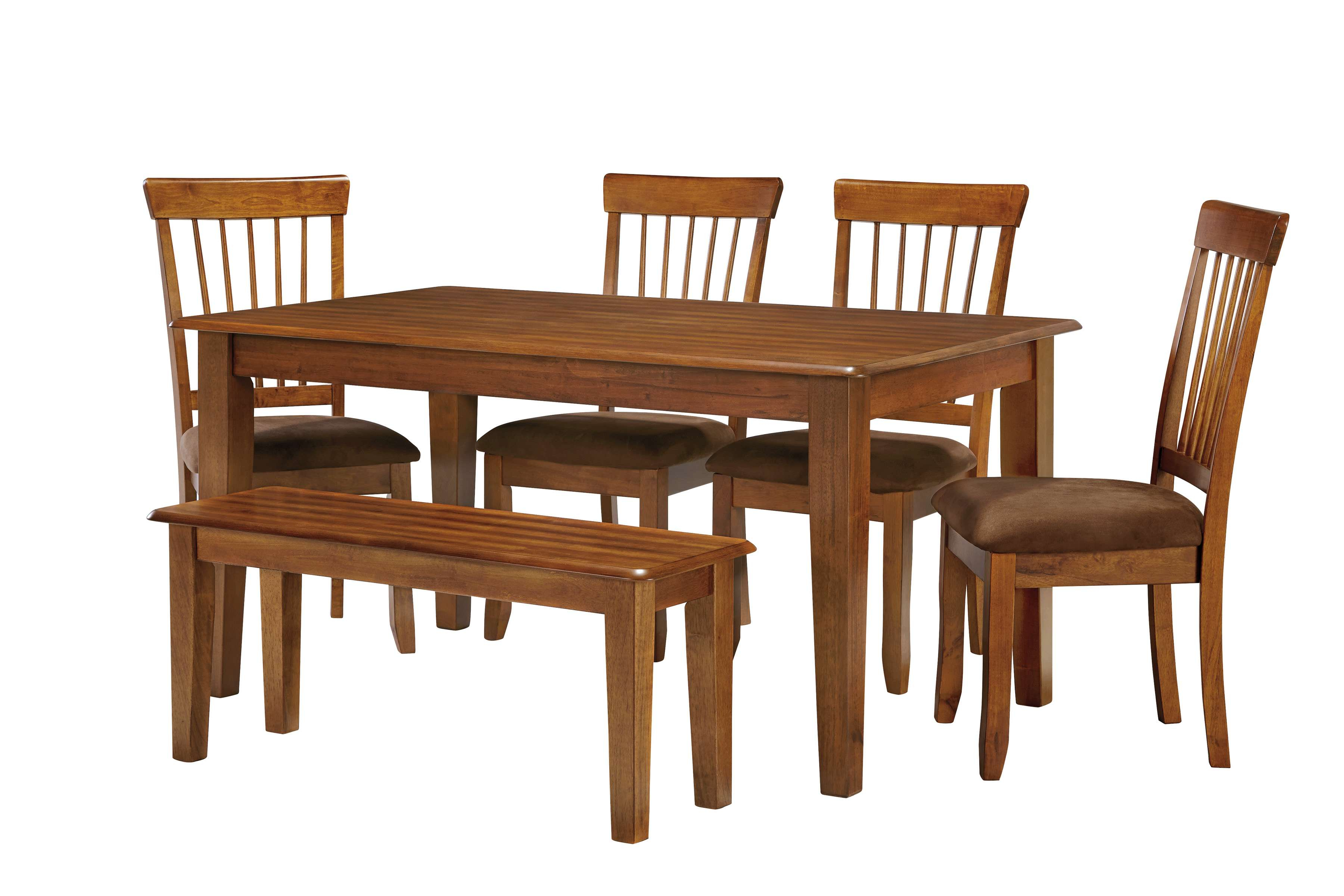 Hood Canal 3 Piece Dining Sets With Preferred Signature Designashley D199 01, D199 01, D199 25, D199 (View 12 of 20)