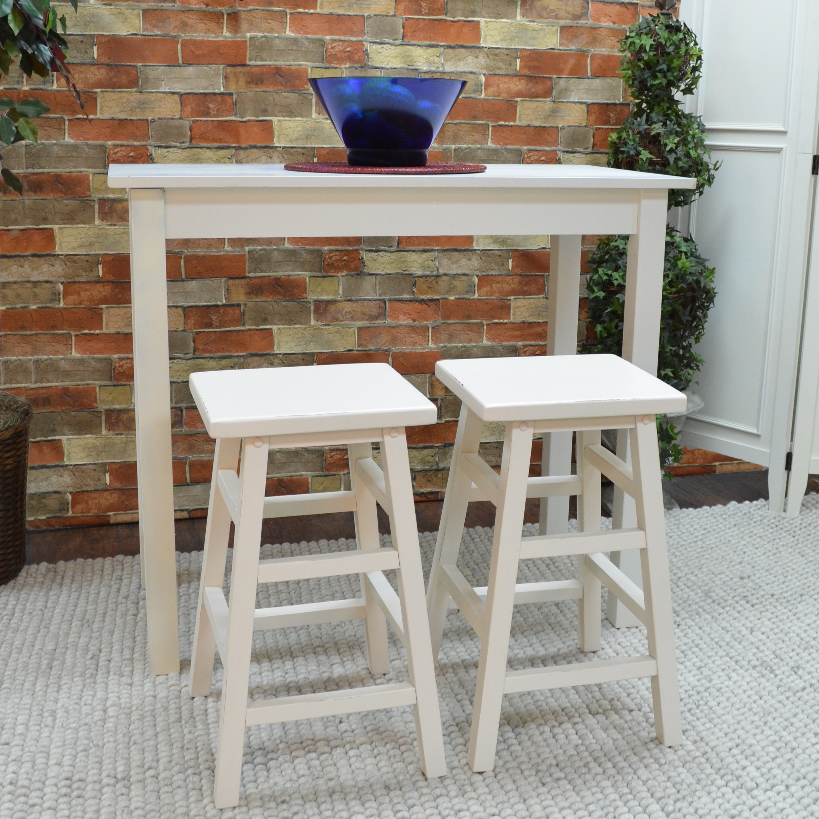 Latest Nutter 3 Piece Dining Sets For Beachcrest Home Waquoit 3 Piece Pub Table Set (Gallery 13 of 20)