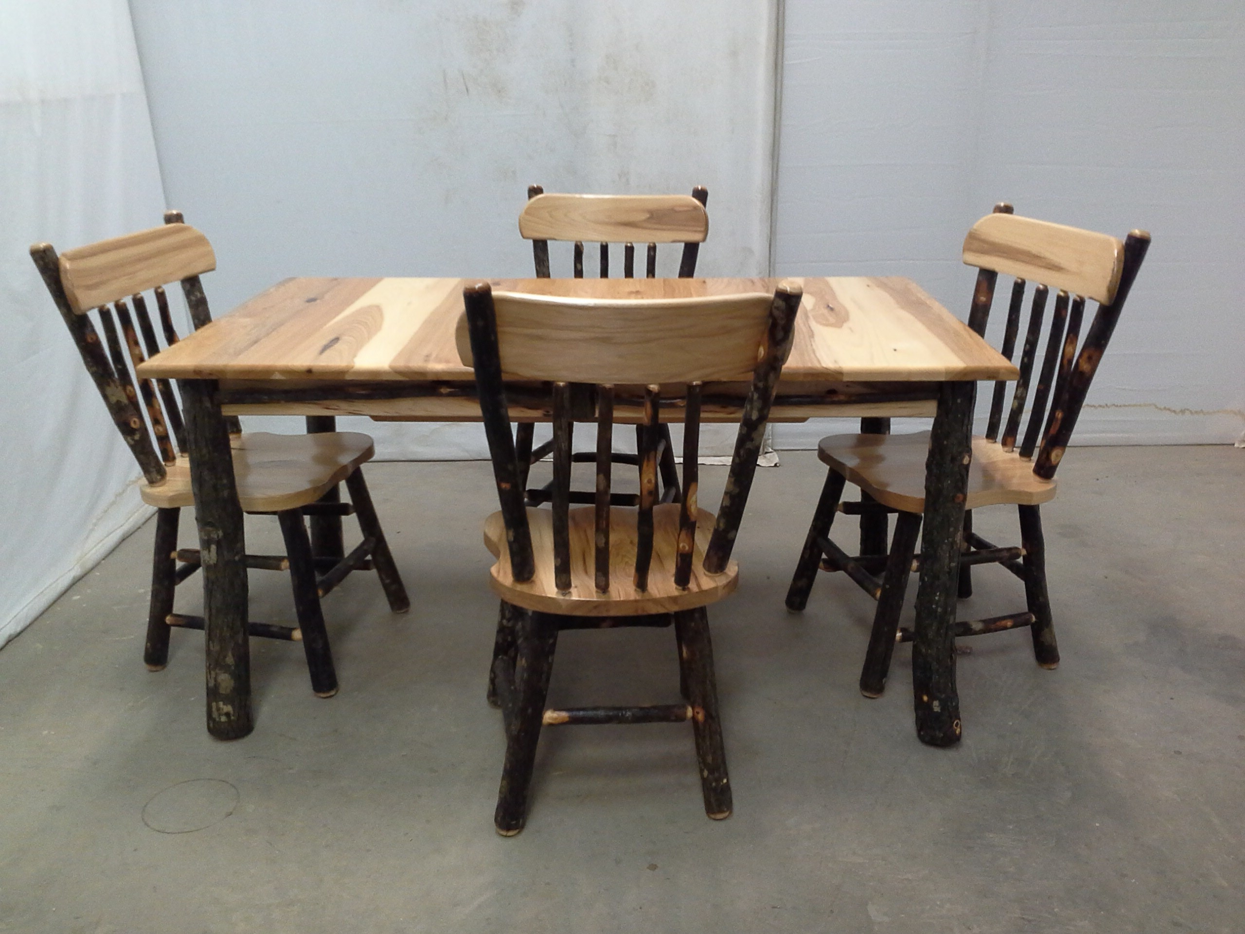 Latest Reinert 5 Piece Dining Sets Intended For Rustic Furniture For Home Or Cabin (Gallery 18 of 20)