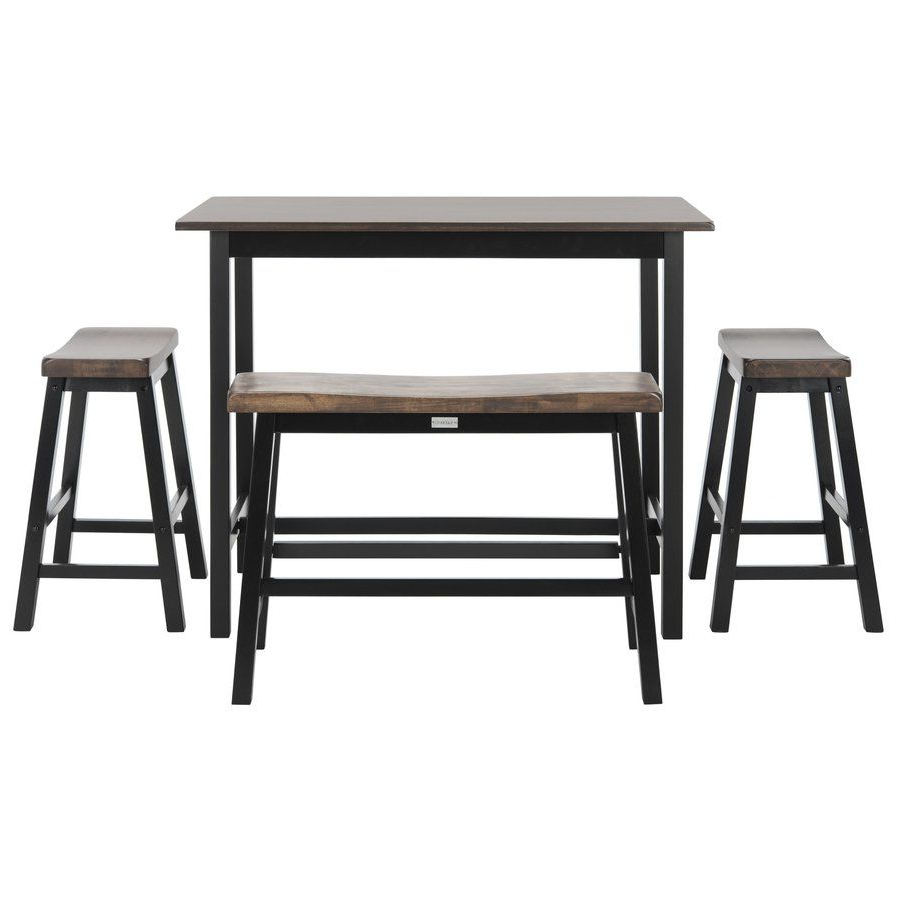 Latest Trent Austin Design Bezons 3 Piece Pub Table Set (View 17 of 20)