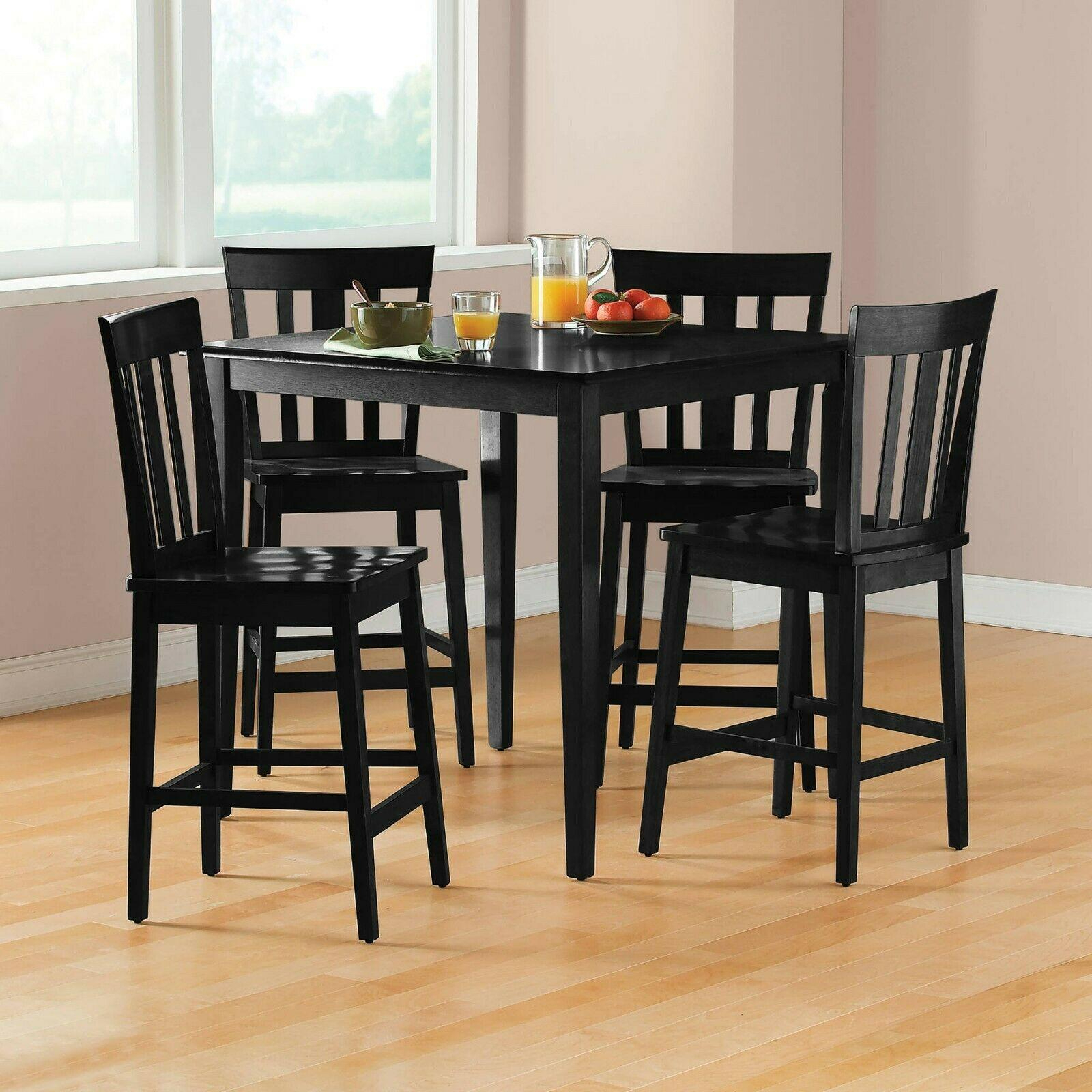 Ligon 3 Piece Breakfast Nook Dining Sets With Most Current Counter Height Dining Set Table & Chair (Gallery 14 of 20)