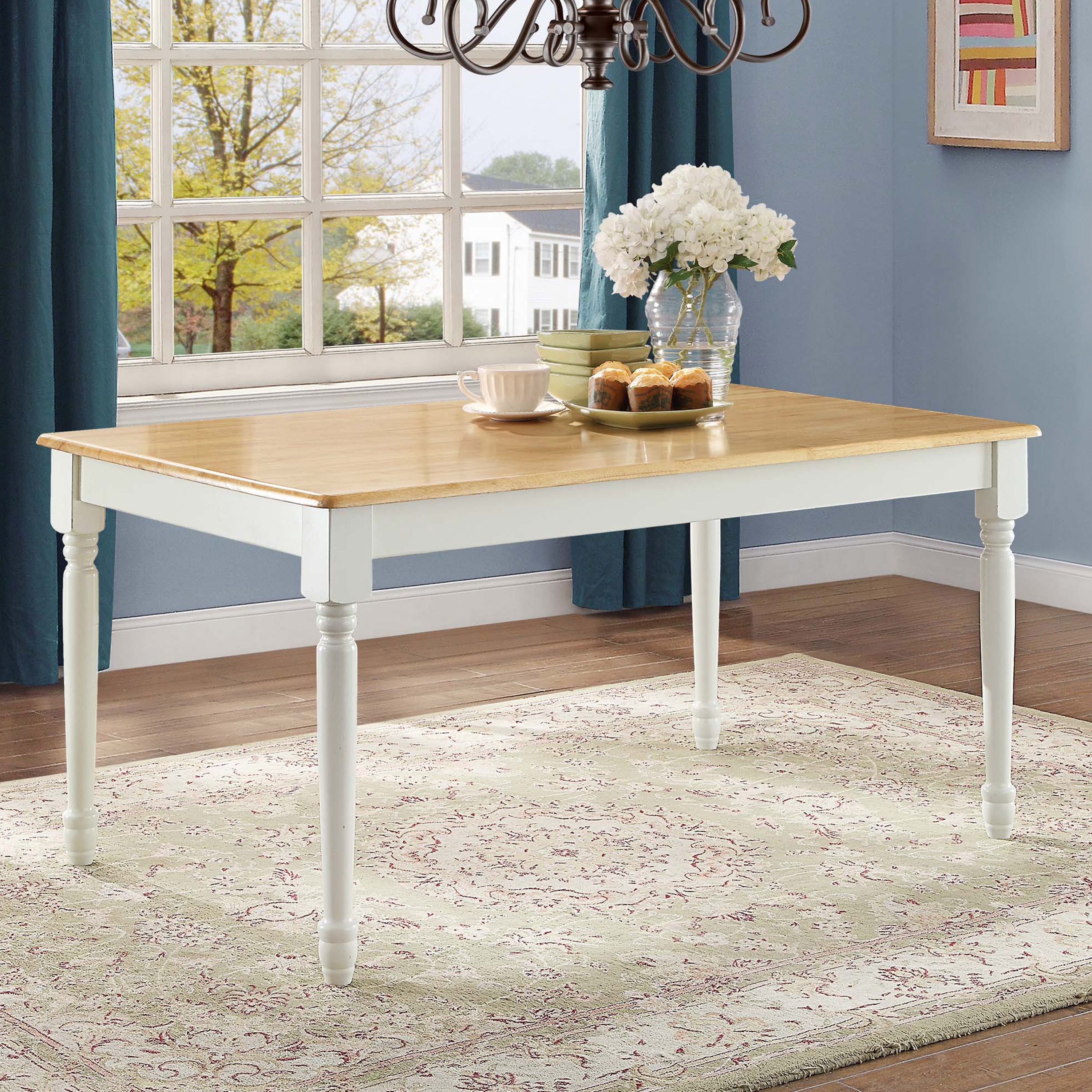 Moorehead 3 Piece Counter Height Dining Sets Within Most Up To Date Kitchen & Dining Furniture – Walmart (View 15 of 20)