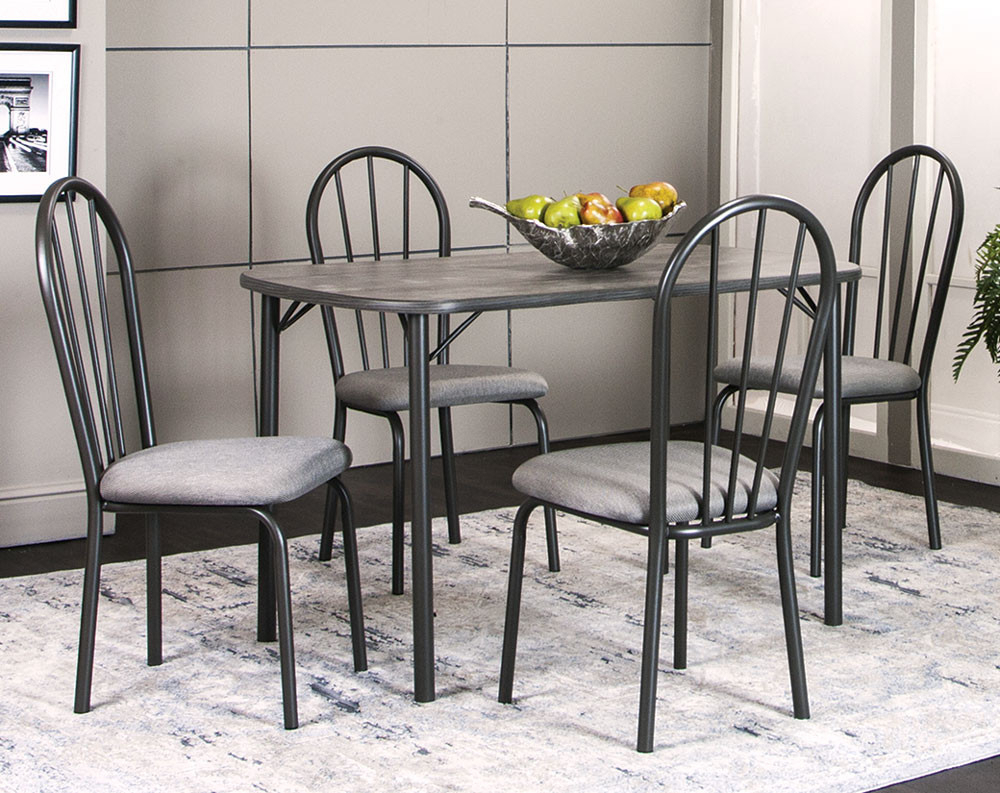 Most Current Dinette Sets And Small Furniture For A Small Kitchen Throughout Cargo 5 Piece Dining Sets (View 18 of 20)