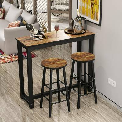 Most Current Presson 3 Piece Counter Height Dining Sets Inside Home & Garden – Furniture: Find Tribesigns Products Online At (View 3 of 20)