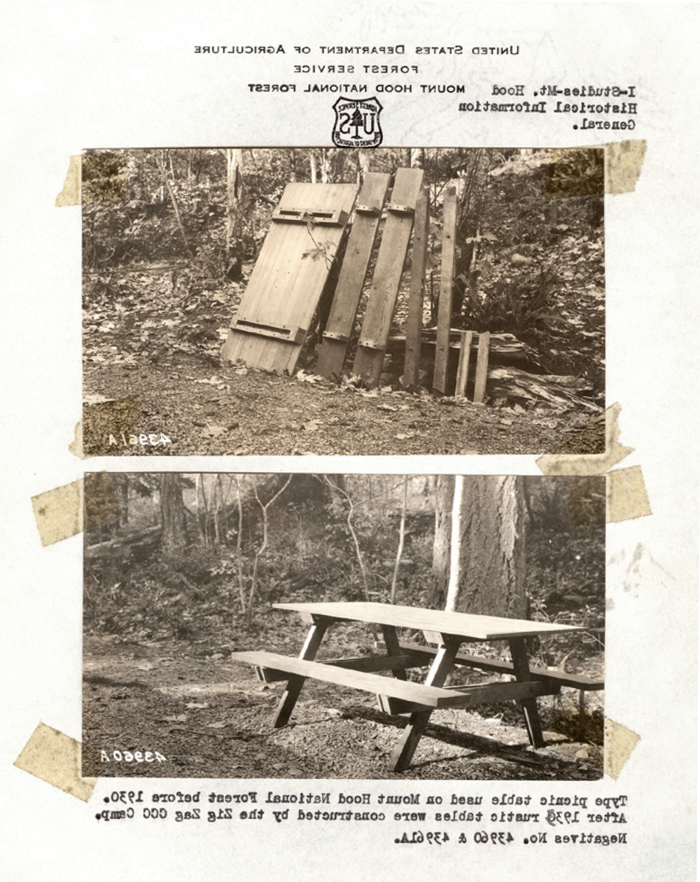 Most Popular An Illustrated History Of The Picnic Table Regarding Reinert 5 Piece Dining Sets (View 20 of 20)