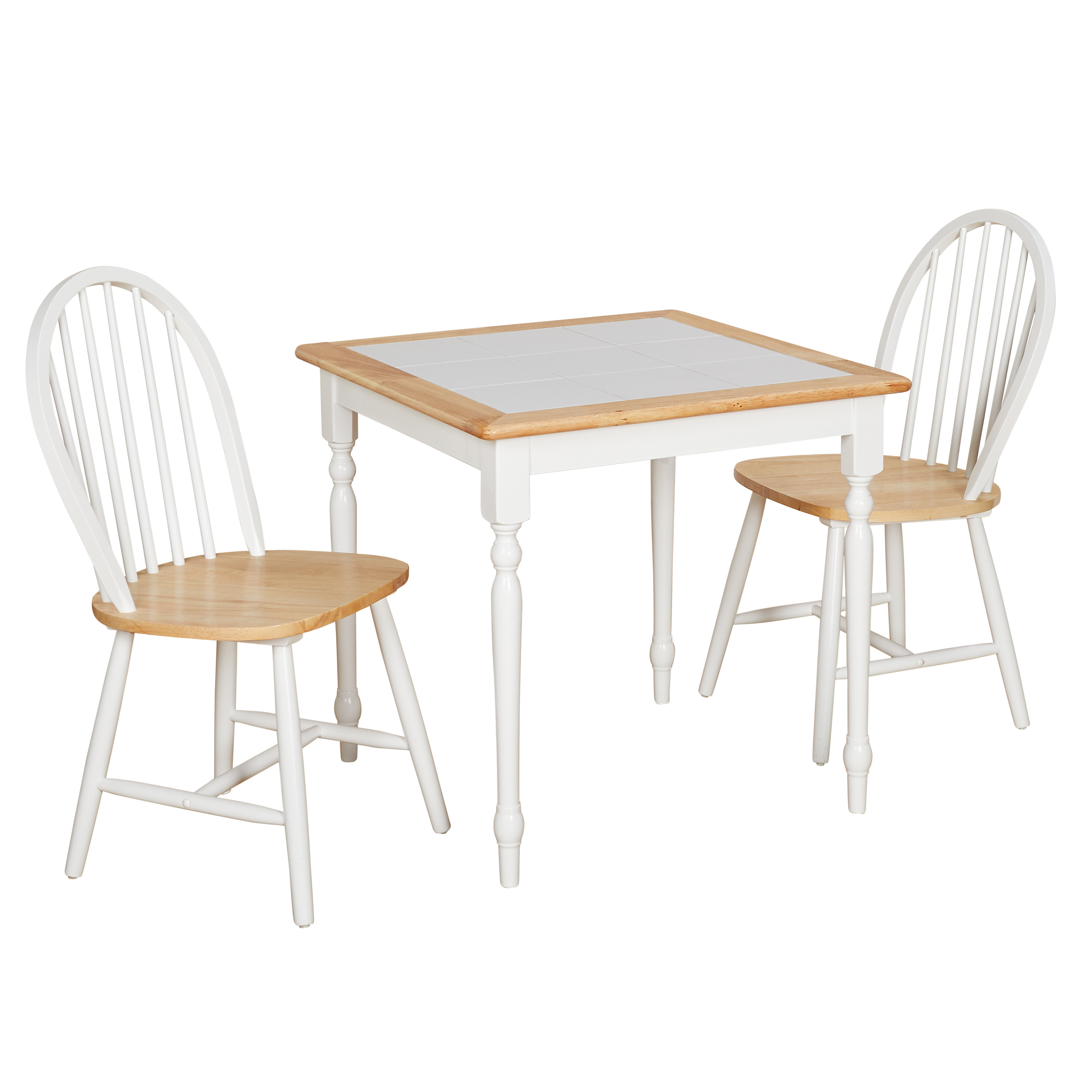 Most Popular Nutter 3 Piece Dining Sets With August Grove Llanas 3 Piece Dining Set (View 7 of 20)