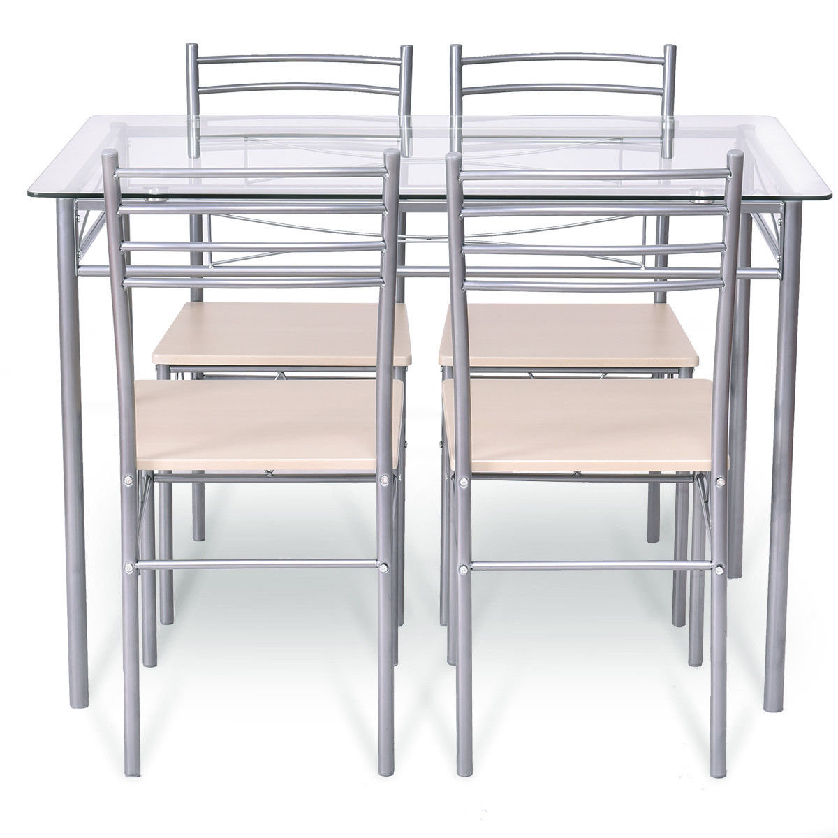 Most Popular Stouferberg 5 Piece Dining Set With Regard To Stouferberg 5 Piece Dining Sets (View 4 of 20)