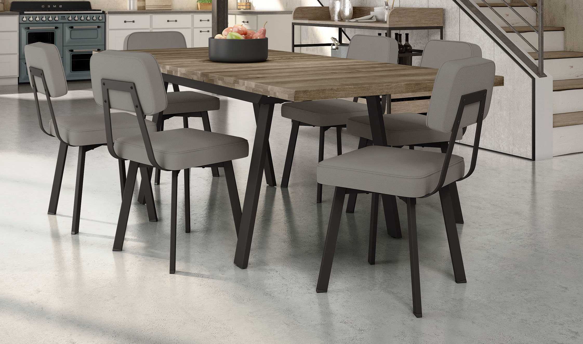 Most Recently Released Alistair 7 Piece Extendable Dining Set With Regard To Telauges 5 Piece Dining Sets (View 15 of 20)