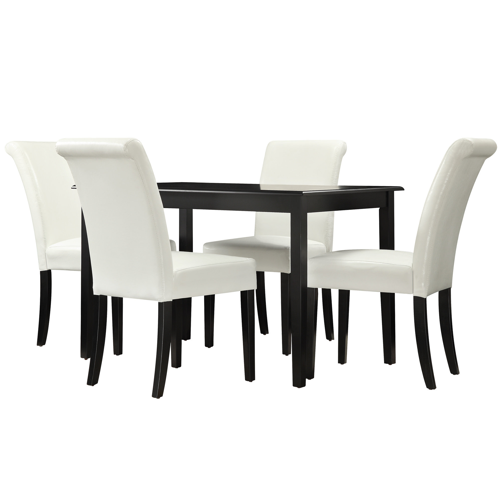 Most Recently Released Nordstrom 5 Piece Dining Set Within Anette 3 Piece Counter Height Dining Sets (View 12 of 20)
