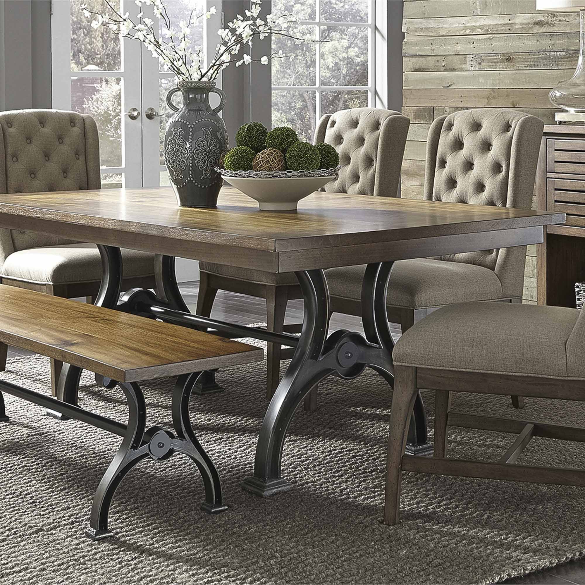 Most Recently Released Springfield 3 Piece Dining Sets Within Dining Room Sets, Dining Room Furniture (View 10 of 20)