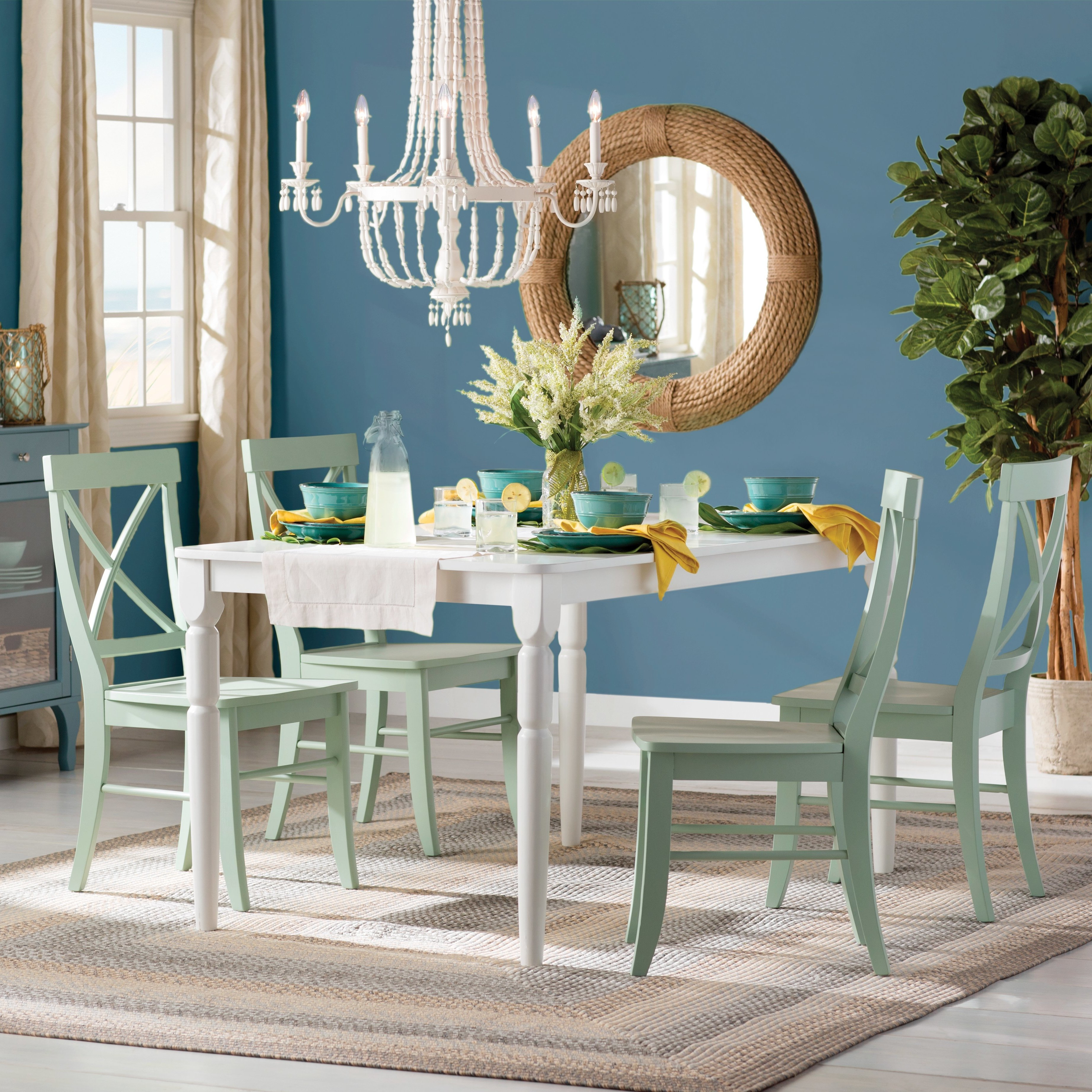 Most Up To Date Brookwood 5 Piece Dining Set Intended For Maynard 5 Piece Dining Sets (View 18 of 20)