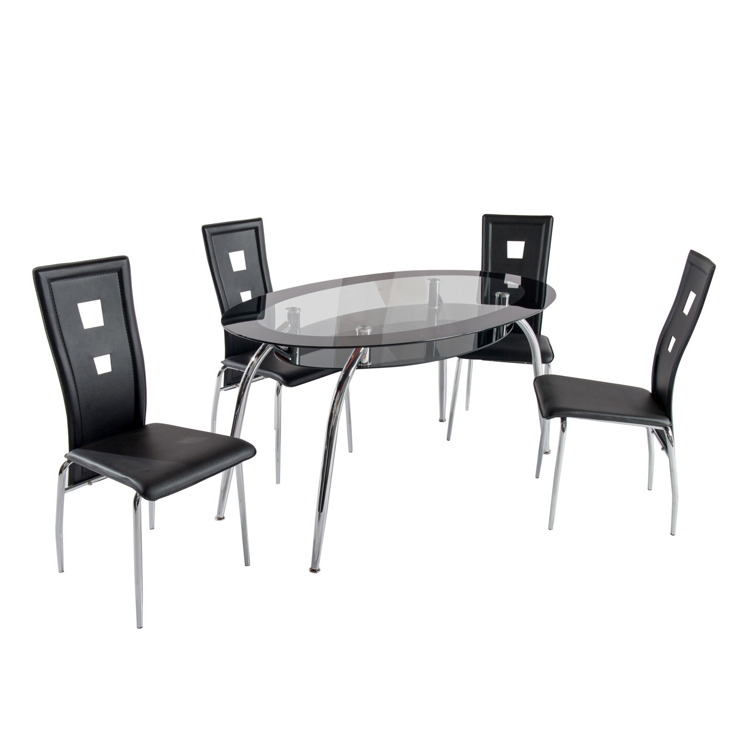 Most Up To Date Lamotte 5 Piece Dining Sets With Brookview 5 Piece Dining Set (View 7 of 20)