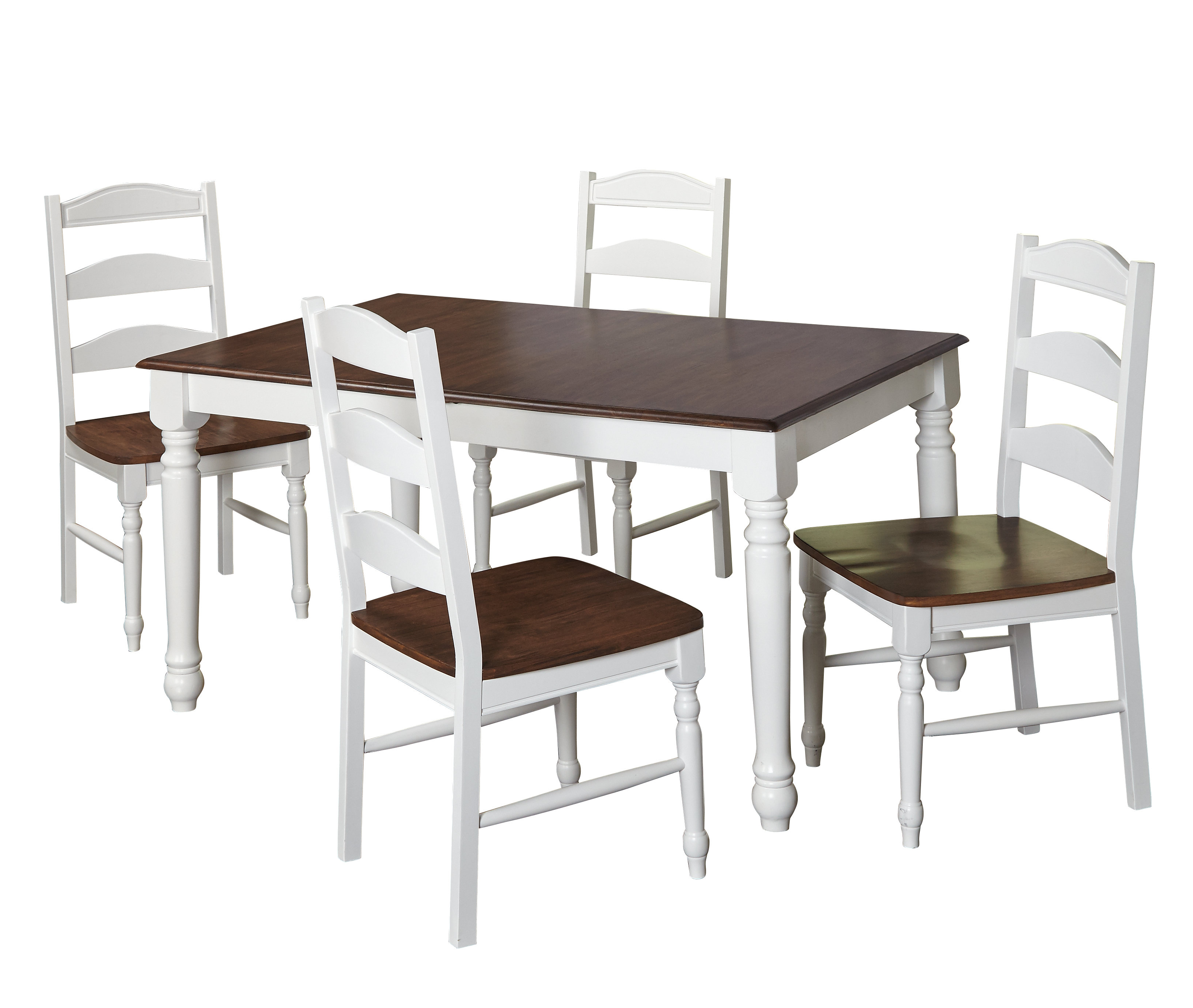 Most Up To Date Stouferberg 5 Piece Dining Sets Inside Fleurance 5 Piece Dining Set (View 14 of 20)