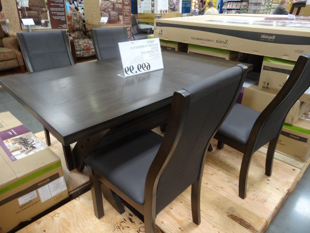 Most Up To Date Winsted 4 Piece Counter Height Dining Sets With Costco Kitchen Table And Chairs (View 20 of 20)
