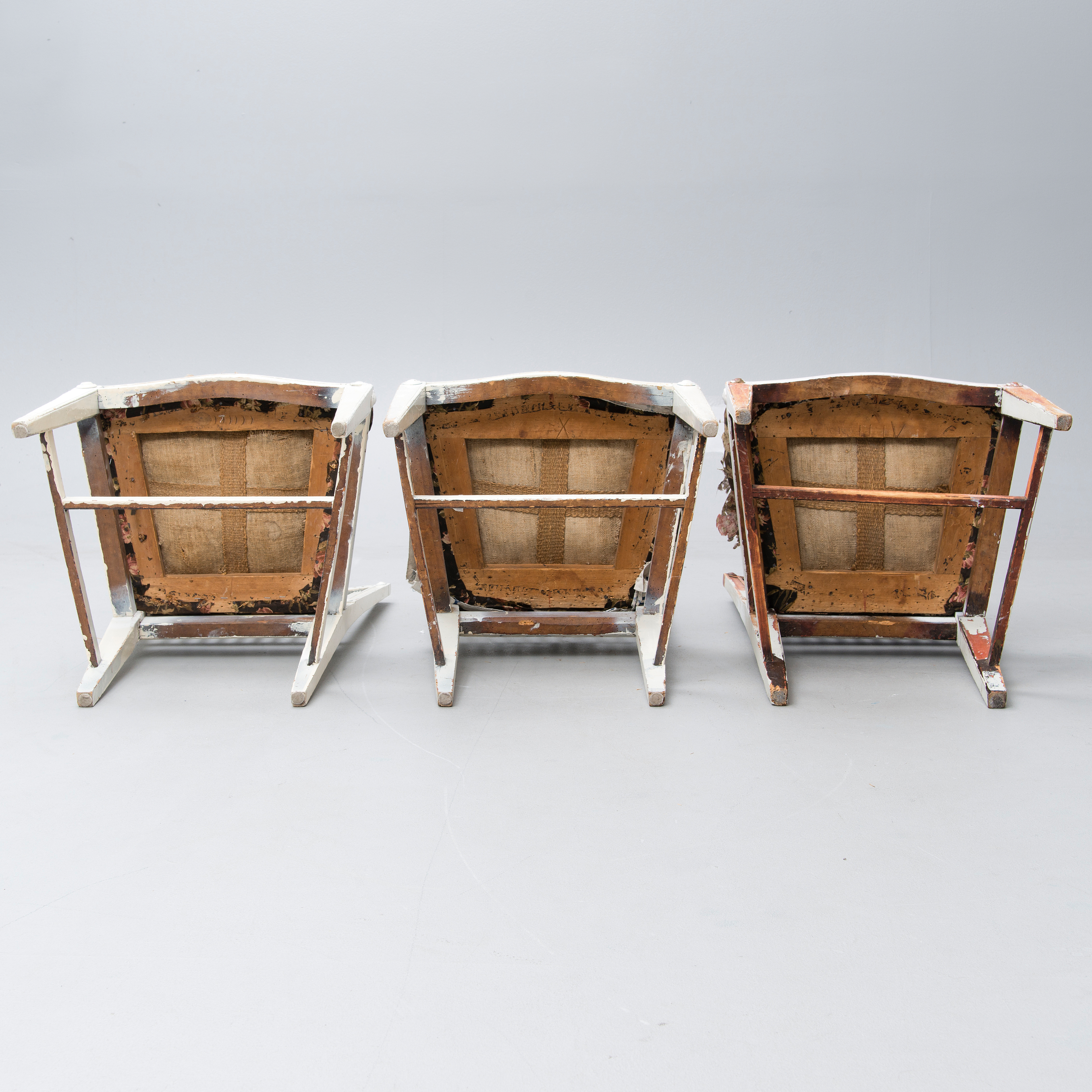 Newest Three Signed Gustavian Chairsephraim Ståhl (View 20 of 20)