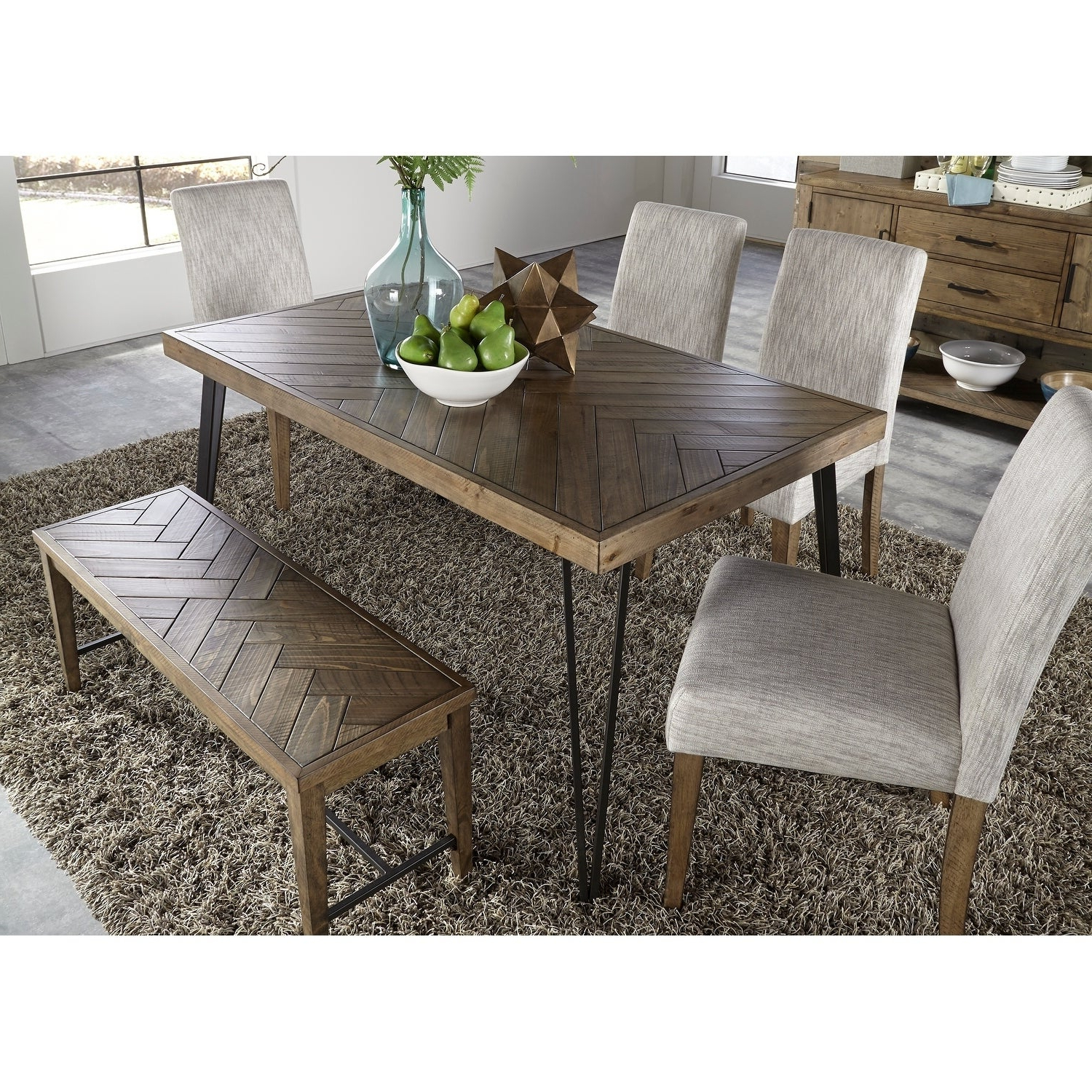 North Reading 5 Piece Dining Table Sets In Most Current Buy Kitchen & Dining Room Tables Online At Overstock (View 11 of 20)