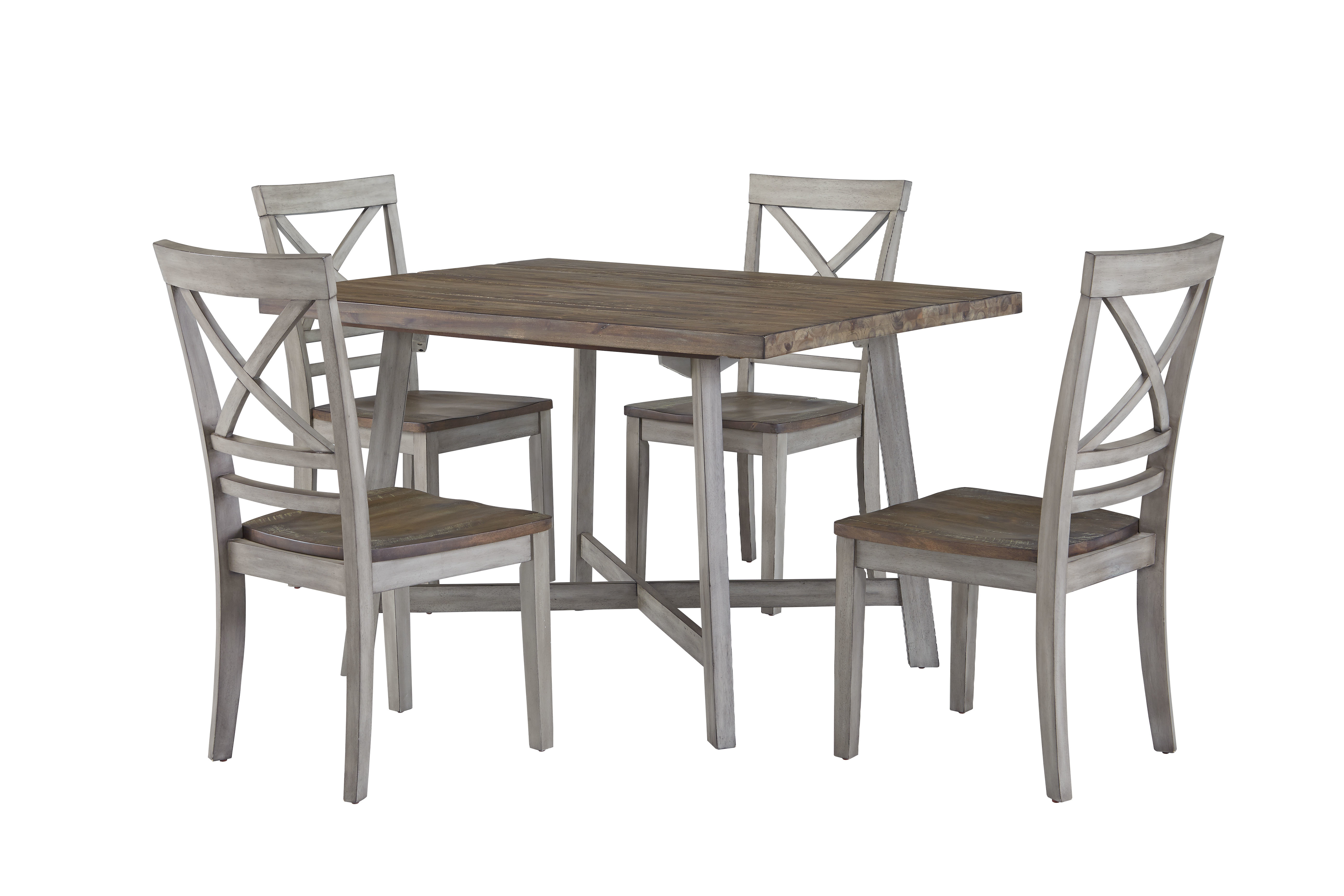 Pattonsburg 5 Piece Dining Sets With Favorite One Allium Way Duplessis 5 Piece Dining Set (View 11 of 20)