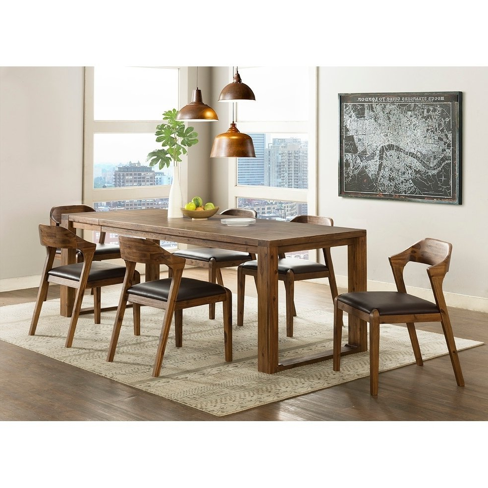 Products In 2019 Inside Most Current Mukai 5 Piece Dining Sets (View 12 of 20)