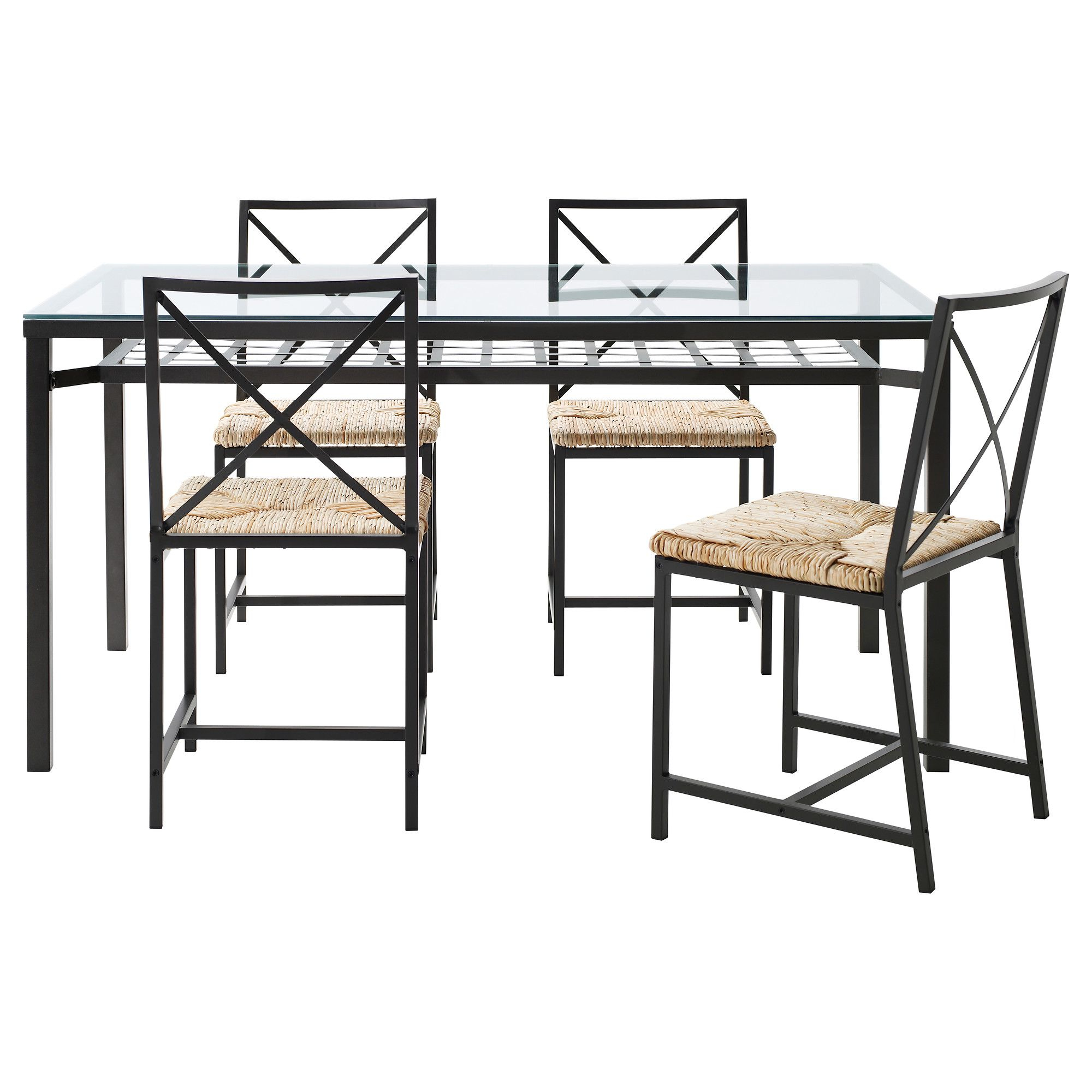 Queener 5 Piece Dining Sets Within Latest Granås Table And 4 Chairs – Ikea 702.702.59 $199 Aisle 13 Bin 11 (Gallery 9 of 20)