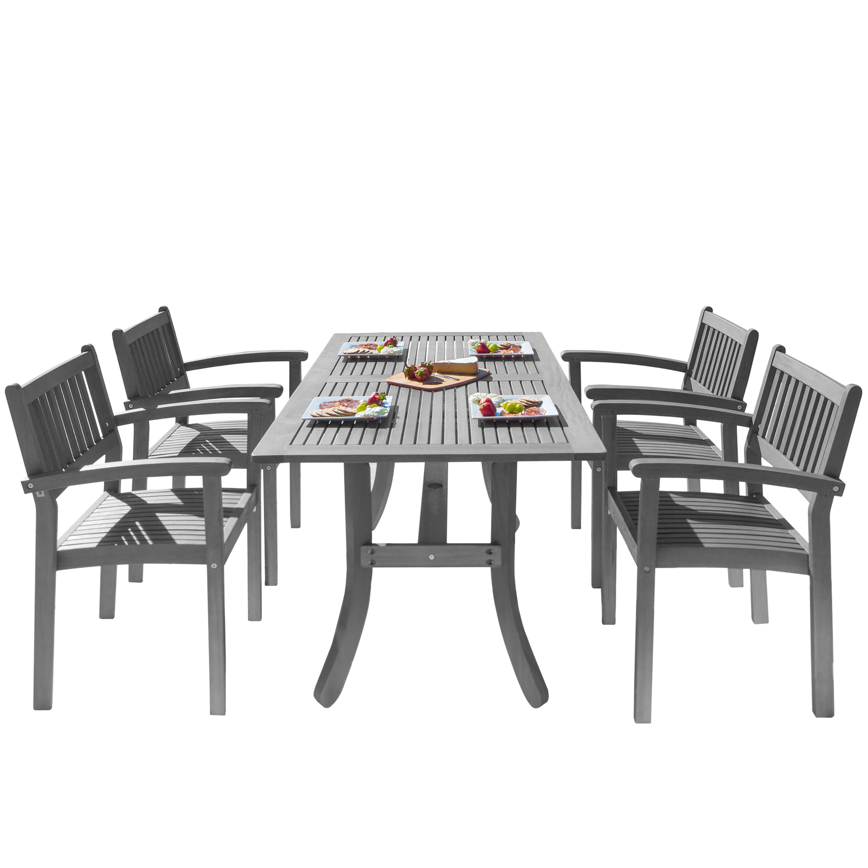 Rossi 5 Piece Dining Sets With Regard To Popular Gracie Oaks Southport 5 Piece Dining Set (View 3 of 20)