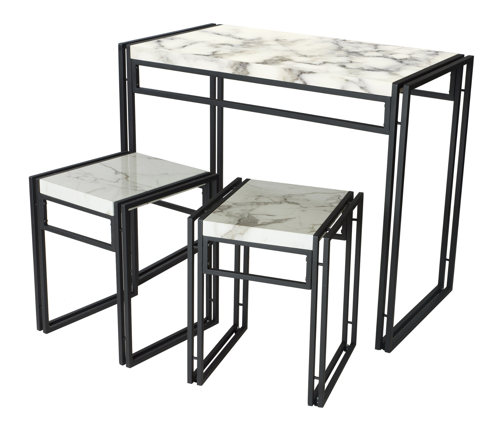 Ryker 3 Piece Dining Sets Within Widely Used Debby Small Space 3 Piece Dining Set (Gallery 12 of 20)
